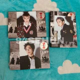 [WTS] EXO DMUMT ALBUM WITH POSTCARD