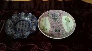 2 pcs plates