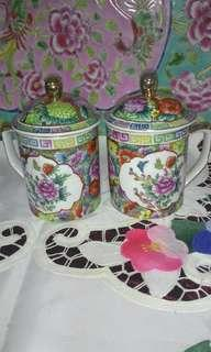 Chinese porcelain mugs price for 2