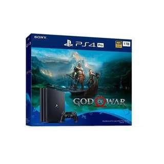 🚚 BRAND NEW | PlayStation 4 (PS4) Pro God of War Bundle