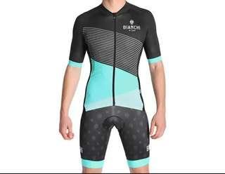 2019 Bianchi Cycling Jersey Set #5