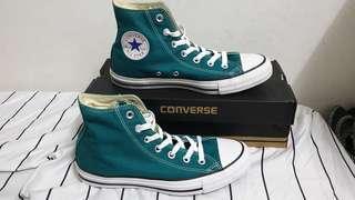 Converse All-Star Hi Cut Sneakers in Rebel Teal