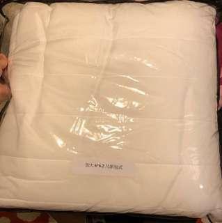🚚 (出清降價🎊🎉🎉🎉全新)純棉雙人加大床包一件