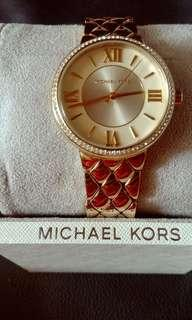 Michael Kors Watch Gold Tone