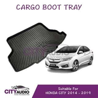 Honda City Rear Cargo Boot Tray 2014 - 2019