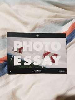 GOT7 JJ PROJECT PHOTO ESSAY Photobook