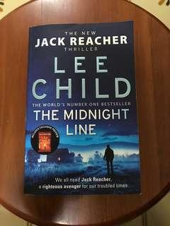Lee Child (The Midnight Line)