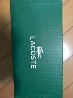 LACOSTE全新休閒鞋 size38
