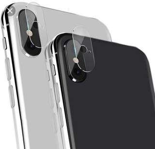 🚚 iPhone Xs Max Camera Lens Clear HD Temperd Glass Protector