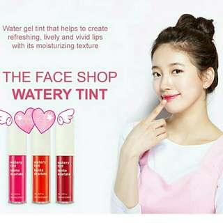 SALE 💯 Authentic The Faceshop Watery Tint