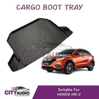 Honda HR-V Rear Cargo Boot Tray