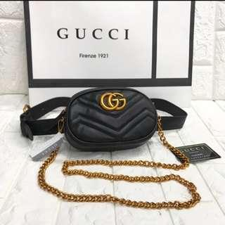 Gucci belt bag/sling bag (good qua replica)