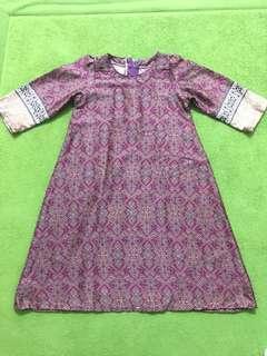 Sedondon ibu & anak jubah dress