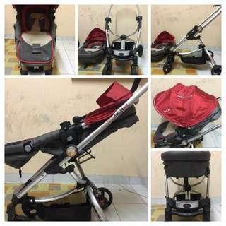 Sweet Cheery SCR12 Baby Stroller