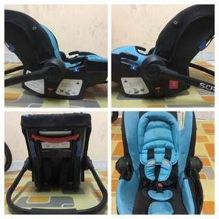 Baby Seat Carrier
