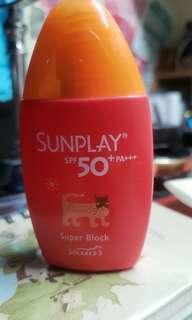 全新 Sunplay防曬SPF 50+