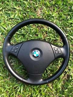 Bmw steering wheel 320 with airbag option