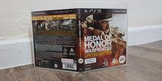 MEDAL OF HONOR WARFIGHTER LIMITED EDITION #EndgameYourExcess