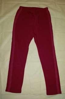 Girls Fleece pants 女童厚身抓毛長褲
