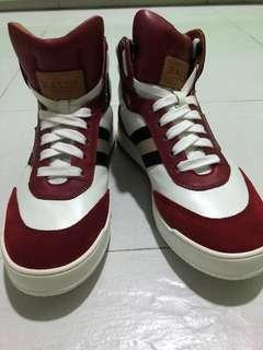 🚚 Bally High-Cut Sneakers