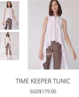 🚚 Collate Time Keeper Tunic