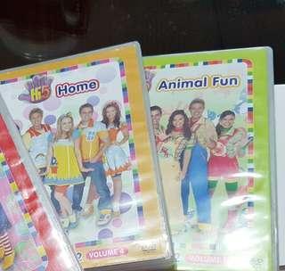 🚚 Hi 5 DVD