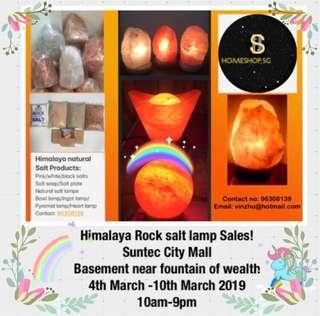 🚚 Himalaya Natural Rock Salt Lamps sales