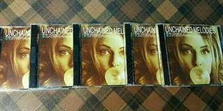 全套 五輯 (2CD共10片) 140首 ,《特價 $1200元》 【UNCHAINED MELODIES《10片裝》】..... 《70~90年代最佳西洋流行情歌及搖滾歌曲》【五、六年級西洋經典歌曲大彙集】幾乎每一首你都聽過,曲曲動人... ....