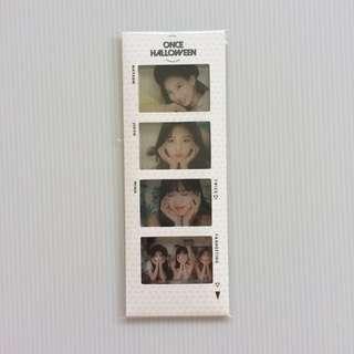 🚚 Twice Once Halloween PVC Film B