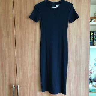 🚚 The Editor's Market Merces Ribbed Dress