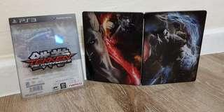 TEKKEN: TAG TOURNAMENT 2 #EndgameYourExcess