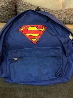 🚚 PreLoved Superman Bag