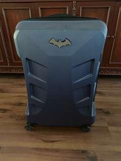 """Batman luggage BLUE 28"""""""