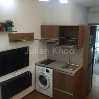 Near Simei MRT !   Elegant Studio Unit @ Double Bay Residences, Simei St 4