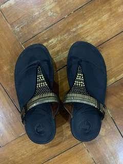 Authentic Fitflops Aztek Black