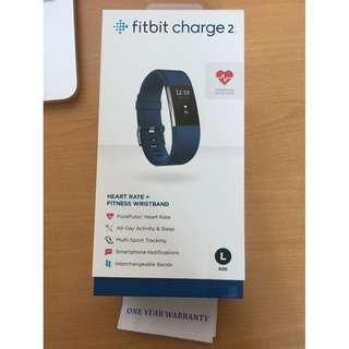 Fitbit Charge 2 (NEW)