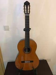 Yamaha Classical Guitar CG182C - like new condition cheapest on carousell