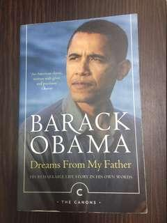 🚚 Barack Obama, Dreams from my Father