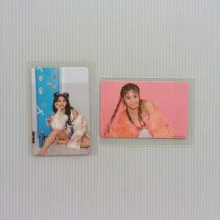 🚚 Mamamoo Purple Official Photocard