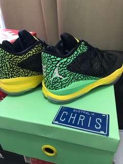 Nike Jordan CP3 Brazil pack (Split box)