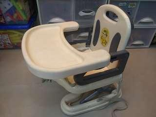🚚 攜帶式幼兒餐椅