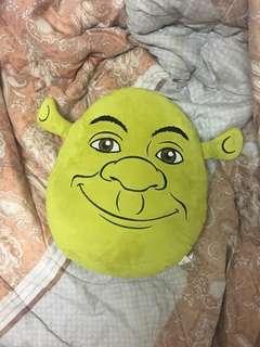 Shrek Pillow
