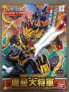 BB戰士 超機動大將軍篇 魔星大將軍 SD Gundam