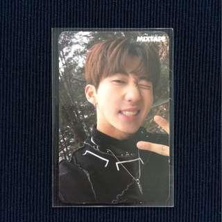 🚚 Stray Kids Changbin Mixtape Official Photocard