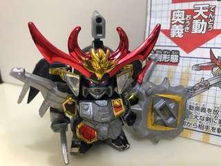武者刀㳘義守(BB 戰士 165)