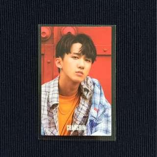 🚚 Stray Kids Changbin I am who Official Photocard
