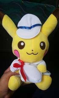 Sailor Pikachu Soft Toy