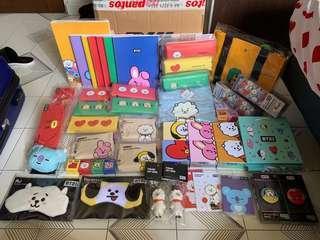 BT21 Merchandise