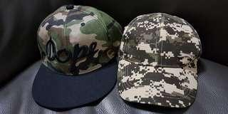 🚚 Dope & Puma digital camo baseball cap