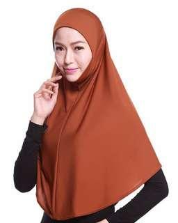 Instant Slip in Hijab (L)